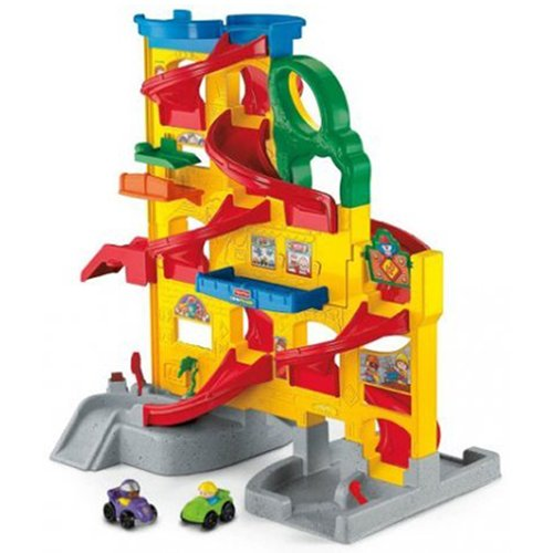 Fisher-Price Little People Stand n Play Rampway