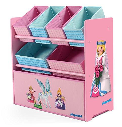 Hello kitty meuble de rangement 6 paniers - Meuble rangement jouet fille ...