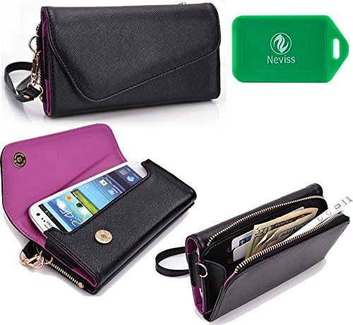huawei-ascend-y300-f1-new-purple-cell-phone-case-with-wrist-strap-to-help-stay-organized