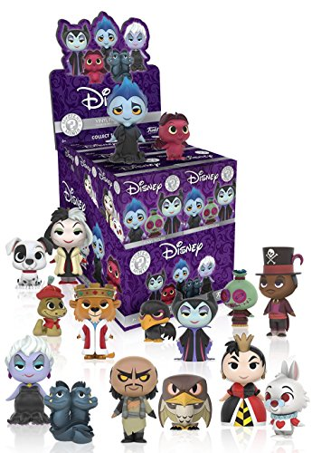 Funko - Figurine Disney Mystery Minis Villains - 1 boîte au hasard / one Random box - 0849803092726