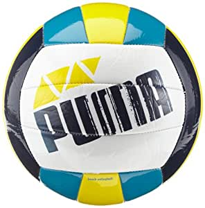 Puma 082108 01 Beach Volleyball Training Ball Medieval ...