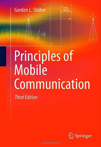 Principles of Mobile Communication, 3rd Edition