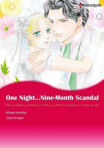 Sarah Morgan - One Night...Nine-Month Scandal (Harlequin comics)