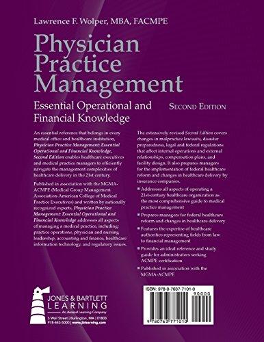 essentials of physician practice management pdf