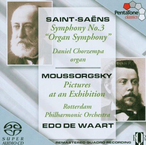 Saint-Saëns: Symphony No. 3 (