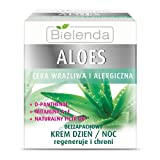 Bielenda Aloe Sensitive And Allergic Skin Day/Night Cream 1.7 Oz.