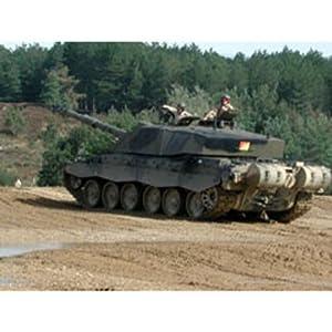 Heavy Metal: Challenger Tank