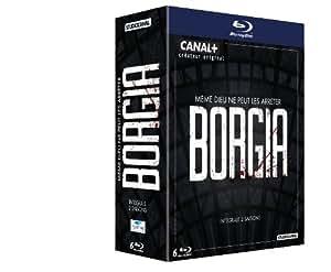 Borgia - Intégrale 2 saisons [Blu-ray]