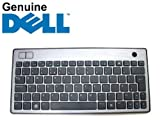 DELL Zino MINI Super SLIM Flat Wireless Cordless Keyboard & Trackball Mouse , UK QWERTY Layout , Great for HTPC Media Centre PCs , 12 multifunctional keys for Pairing, Play/ Pause, Stop, Backward, Forward, Media player, Mail, Internet, Mute, Volume -/+ a