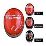 Egg-Perfect Colour Changing Soft, Medium or Hard Boiled Egg Timer
