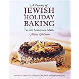 A Treasury of Jewish Holiday Bakingby Marcy Goldman