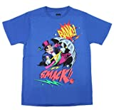 Ecko Unltd. DC Comics Batman Penguin Paunch Mens T-Shirt (True Royal, Large)