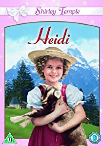 Heidi (Colourised) [DVD] [1937]
