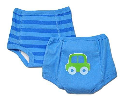 Gerber 2pk Boys Training Pants with Waterproof Liner - 2t/3t (Gerber Waterproof Pants compare prices)
