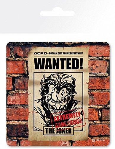 Batman - Joker Wanted, DC Comics Sottobicchiere (9 x 9cm)