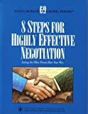 img - for 8 steps for highly effective negotiation: Letting the other person have your way (Communication series) book / textbook / text book