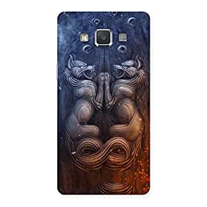 Cute Guardians Of Hell Back Case Cover for Galaxy Grand 3