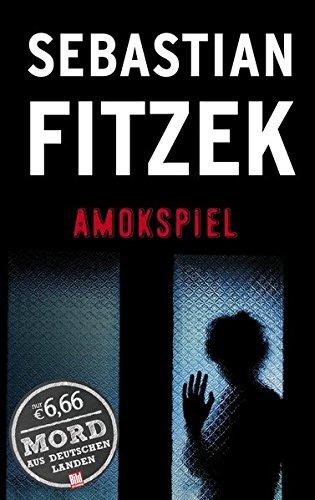 Amokspiel (BILD am Sonntag Mega-Thriller 2016)