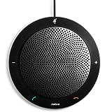 Jabra SPEAK410 USB Speakerphone for Skype, Lync and other VoIP calls - Retail Packaging - Black