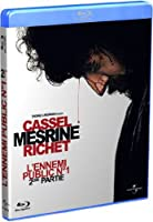 Mesrine - 2ème partie - L'ennemi public n°1 [Blu-ray]