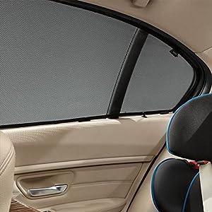 Amazon Com Bmw Rear Window Sun Shade 2012 F30 3 Series