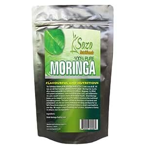Moringa Tea - 100% Pure Moringa Oleifera Tea Bags 24 count.