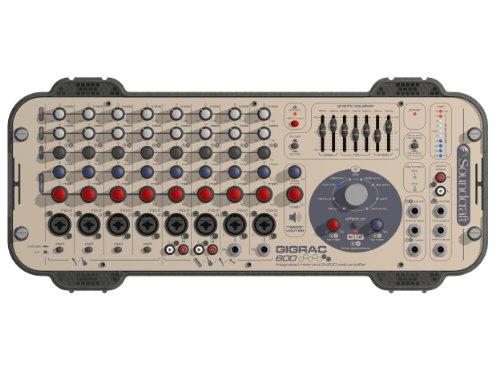 Soundcraft GigRac 600 8-Channel 600-Watt Portable