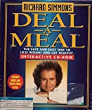 Richard Simmons Deal a Meal Program Interactive Cd-rom