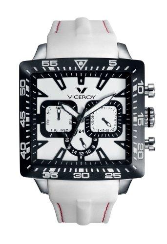 Viceroy - 432101-05 - Montre Mixte - Quartz Analogique - Bracelet Caoutchouc