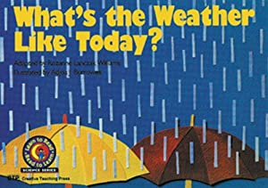 what will the weather be like today book pdf