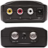 Rca Audiovox-Corporation-Crf907R-Compact-Modulator