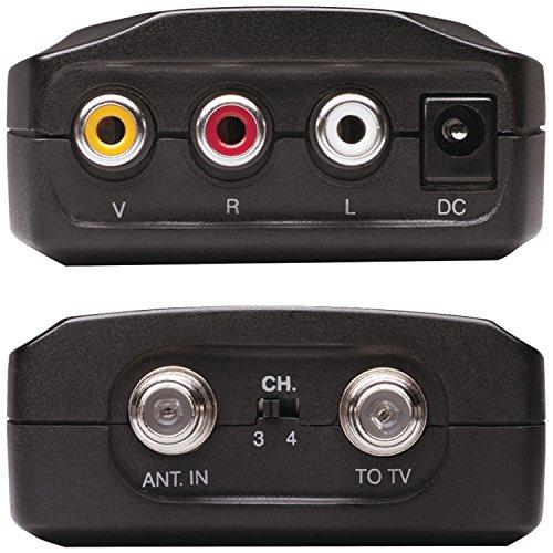 RCA Compact RF Modulator (CRF907R) (Av Rf Modulator compare prices)