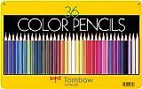 缶入色鉛筆36色 NQ