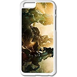 Fashion Place Des Quinconces Plastic Case For IPhone 6