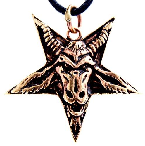 Pentacolo Ciondolo in bronzo, n. 30