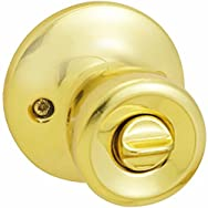Steel Pro Bed And Bath Lockset-PB CP TULIP PRIVACY LOCK