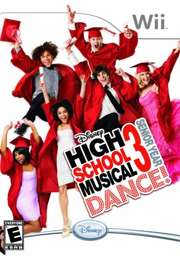 Disney High School Musical 3: Senior Year Dance! - Nintendo Wii - 1