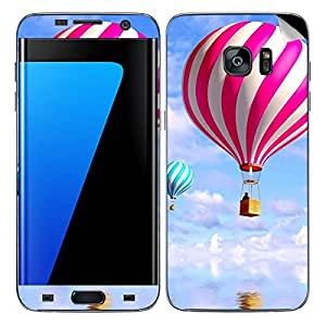 Theskinmantra Dream balloons SKIN/STICKER/DECAL for Samsung Galaxy S7