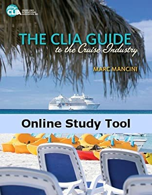 CourseBuilder Instant Access Code Mancini's The CLIA Guide to the Cruise Industry