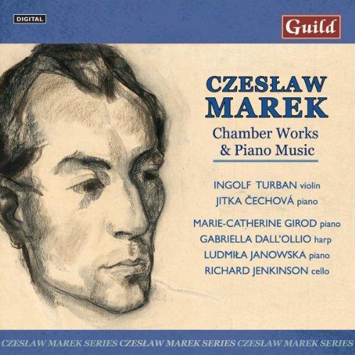MAREK: CHAMBER WORKS & PIANO M