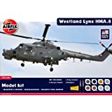 Airfix A50112 Royal Navy Westland Lynx 1:48 Scale Plastic Model Gift Set