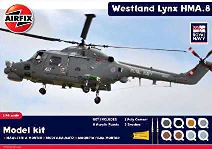 Airfix - A50112 - Maquette - Westland Lynx Gift Set