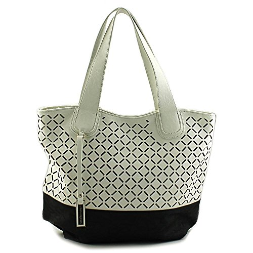urban-originals-coogee-perforated-shoulder-bag-eggshell-white-black-one-size