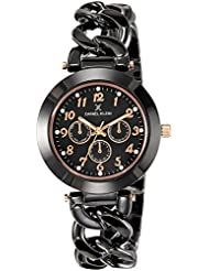 Daniel Klein Analog Black Dial Women's Watch - DK10674-3