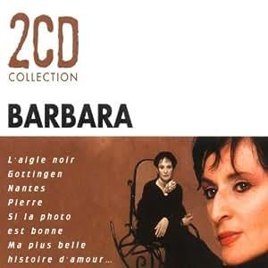Coffret 2 CD : Barbara