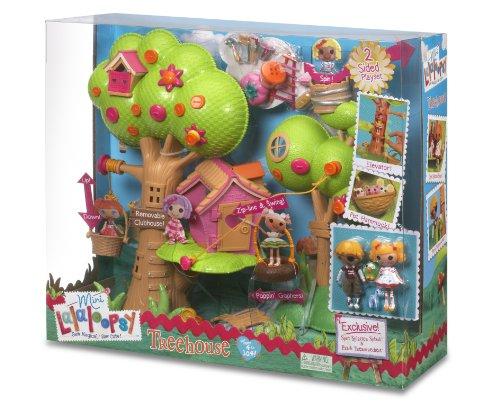 Imagen 5 de Lala Loopsy mini Casa del Árbol Playset