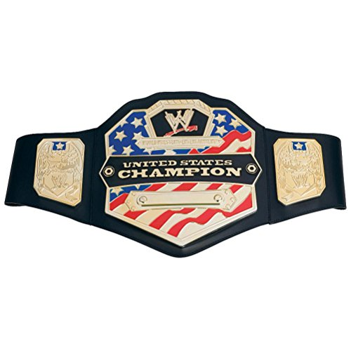 WWE United States Champion Adult & Kids Costume Belt