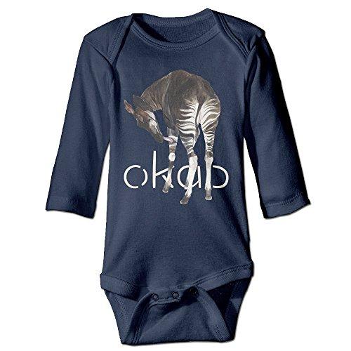 Okapi Unisex Long Cute One Setchit Creeper Best Graphic