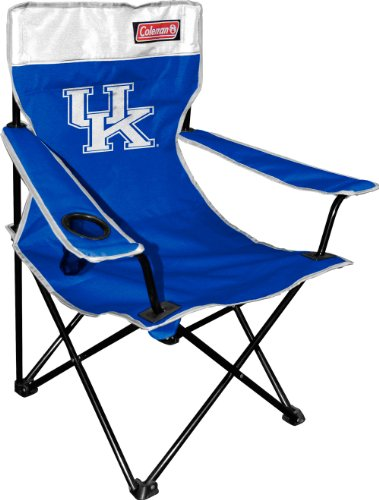 NCAA Kentucky Wildcats Coleman Folding Chair With Carrying Case at Amazon.com