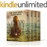 Gray Omnibus: Gray Series (Books 1 - 4)